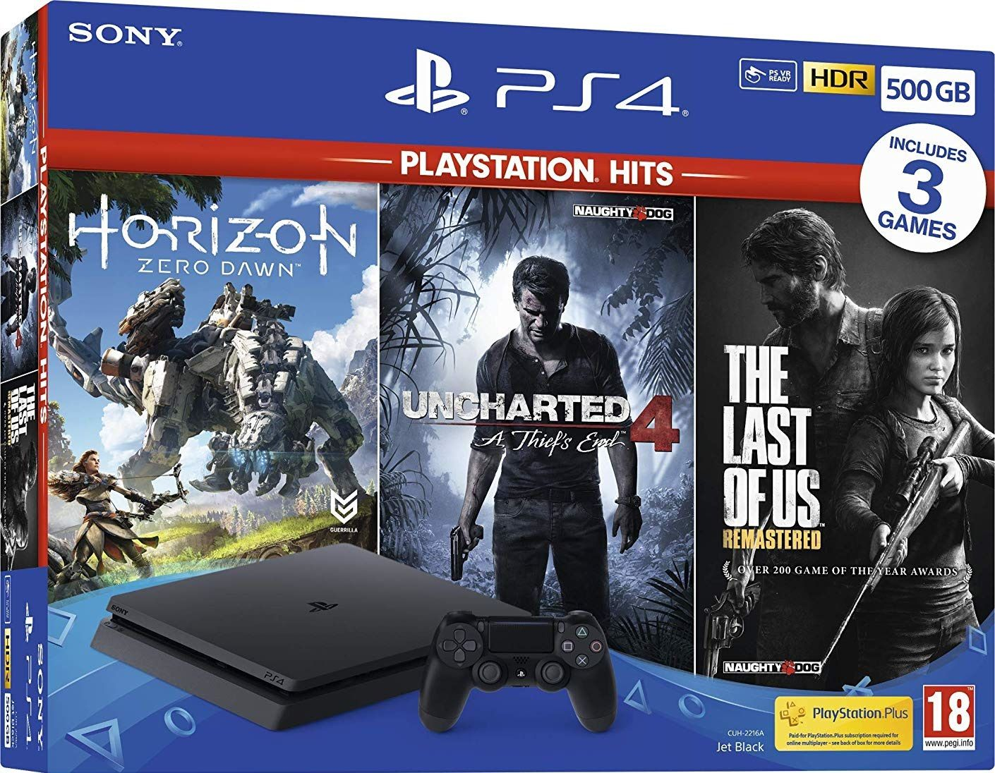 Amazon Uk Has The Best Ps4 Black Friday Deal Yet Including 5