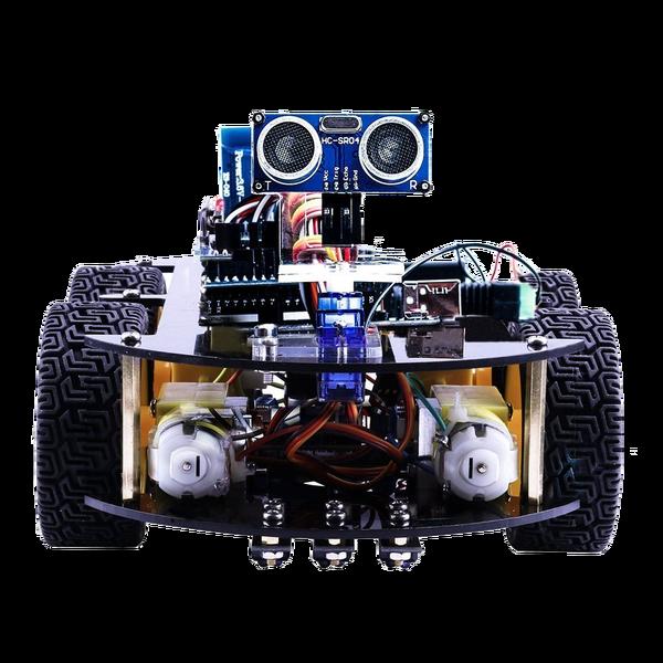Elegoo Mobile Robot Arduino Course   robotics em 2019   Projetos