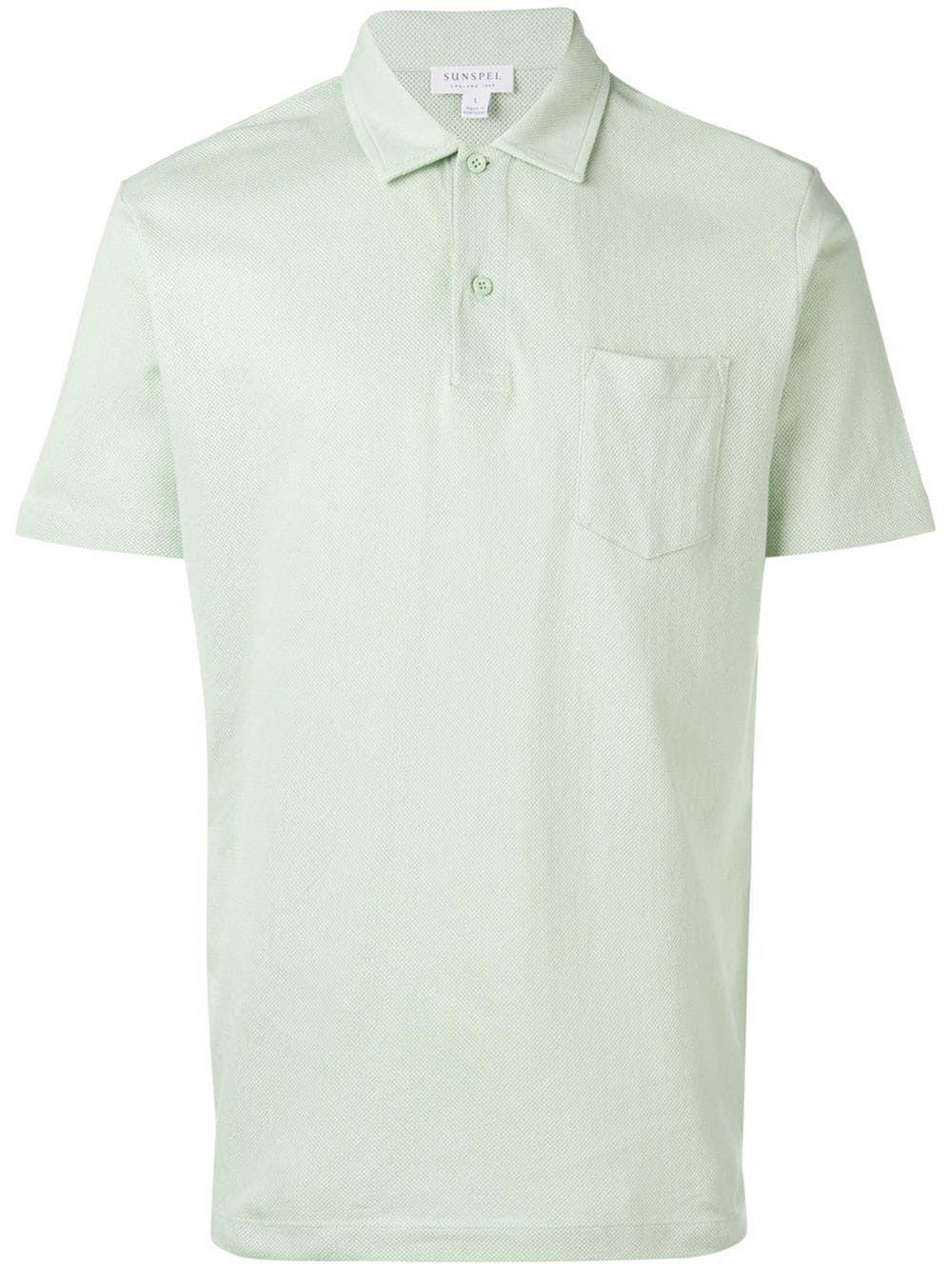 8c8894976 SUNSPEL SUNSPEL RIVIERA POLO SHIRT - GREEN.  sunspel  cloth