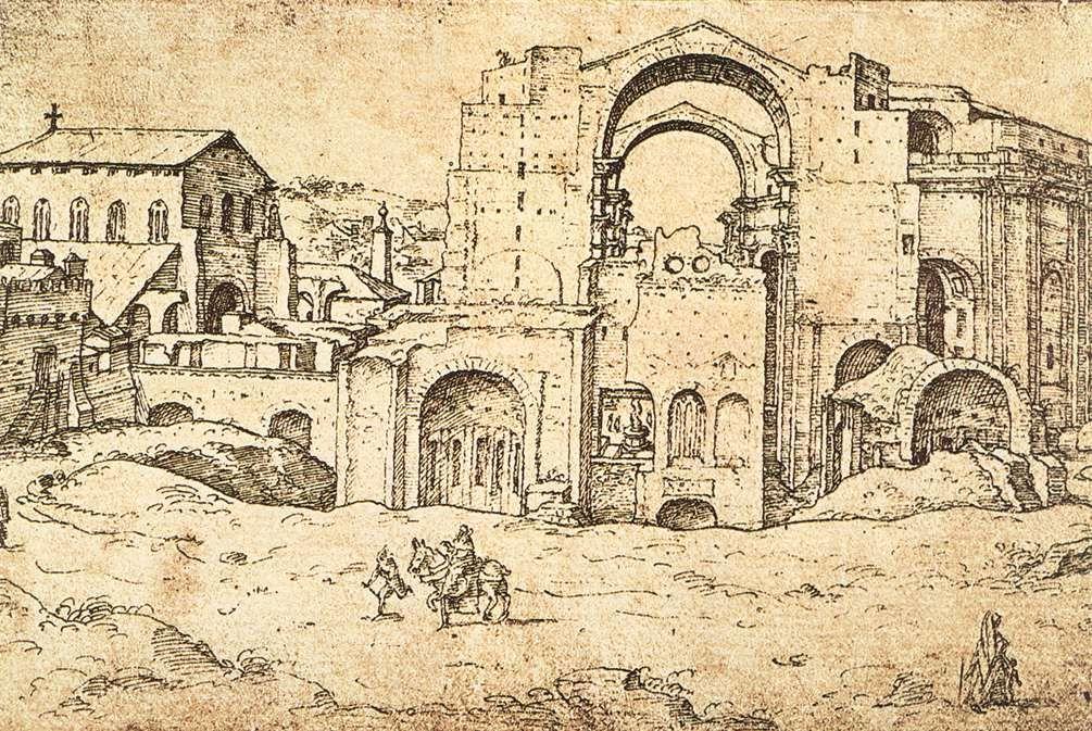 Martin Van Heemskerck Wikipedia La Enciclopedia Libre San Pedro Del Vaticano Vaticano Basilica De San Pedro