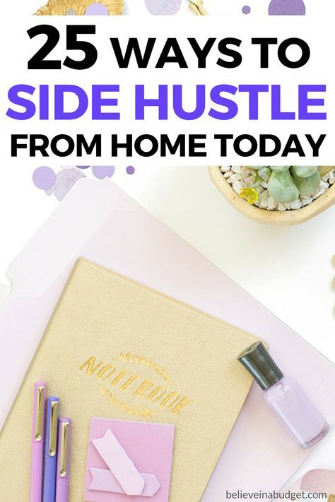 Easy Ways To Make Money From Home Hustle Earn Money And Life