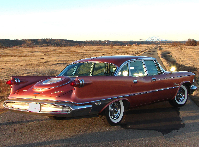 1959 imperial lebaron four door sedan