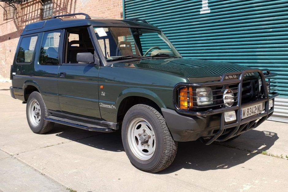 1992 Land Rover Discovery 200tdi 3 Door Land Rover Discovery 1 Land Rover Land Rover Discovery