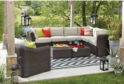Canadian Tire Vintage Wicker Furniture Patio Chairs Wicker Decor