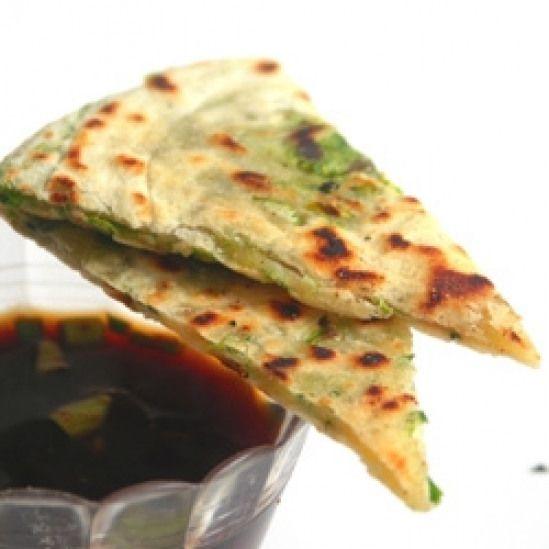 Asian rice pancake wraps
