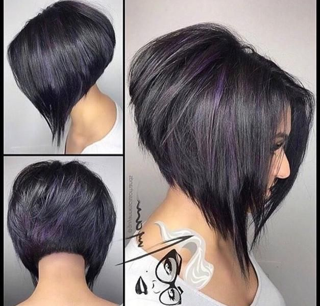 Bob Frisuren Mit Kurzem Nacken Girl Pinterest Hair Style Bobs