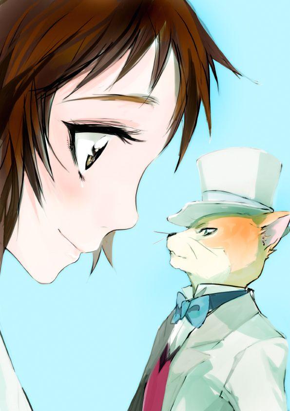 the cat returns, haru yoshioka, baron humbert von gikkingen