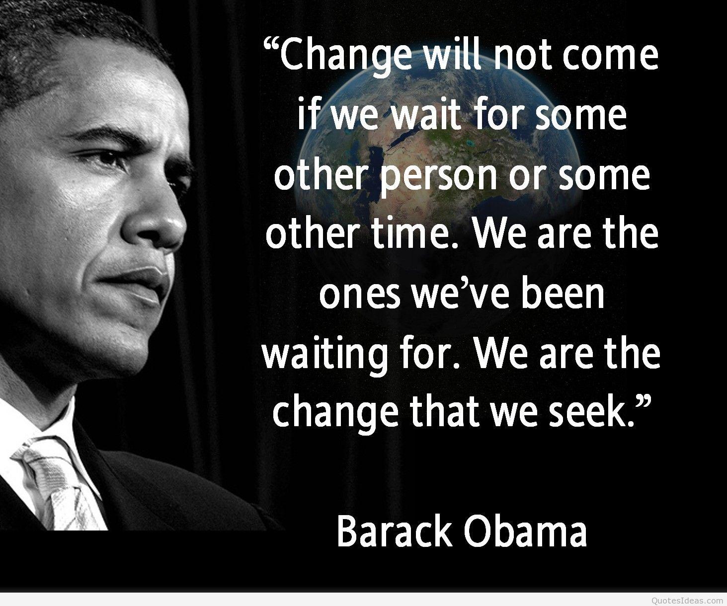 Obama Quotes President Obama  Motivational Qoutes  Pinterest  Quotes Images