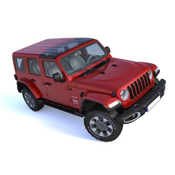 Clearlidz Cl300 Front Hardtop Panel For 18 21 Jeep Wrangler Jl And 20 21 Gladiator Jt Wrangler Jl Jeep Wrangler Jeep