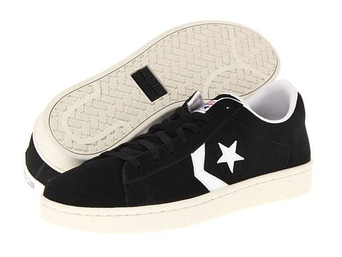 converse pro leather ox suede