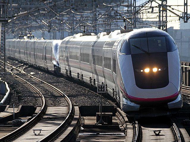E3系0番台 こまち色 (E322-6) JR東北新幹線 大宮