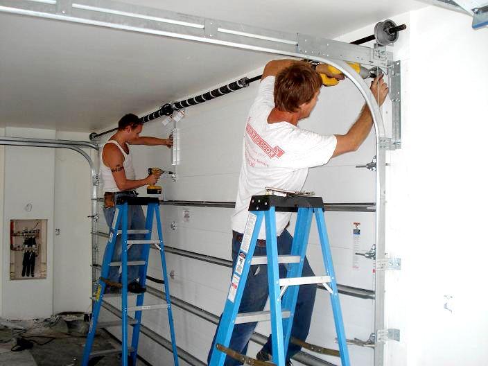garage door contractor42 best Door Installation Chesapeake VA images on Pinterest