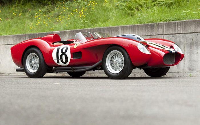 Sergio Scaglietti Designer Of Ferraris 1920 2011 Hemmings Daily Most Expensive Car Expensive Cars Ferrari Testarossa