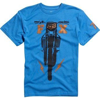 Fox Kid's Tee Shirt - Riot Pace