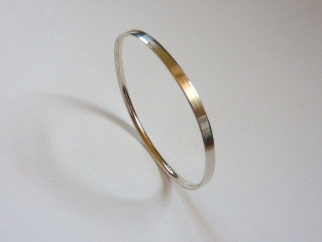 Sterling Silver Bangle - Sold