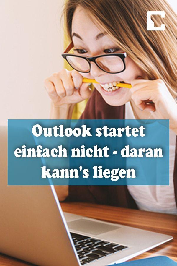 Outlook Startet Nicht Mehr