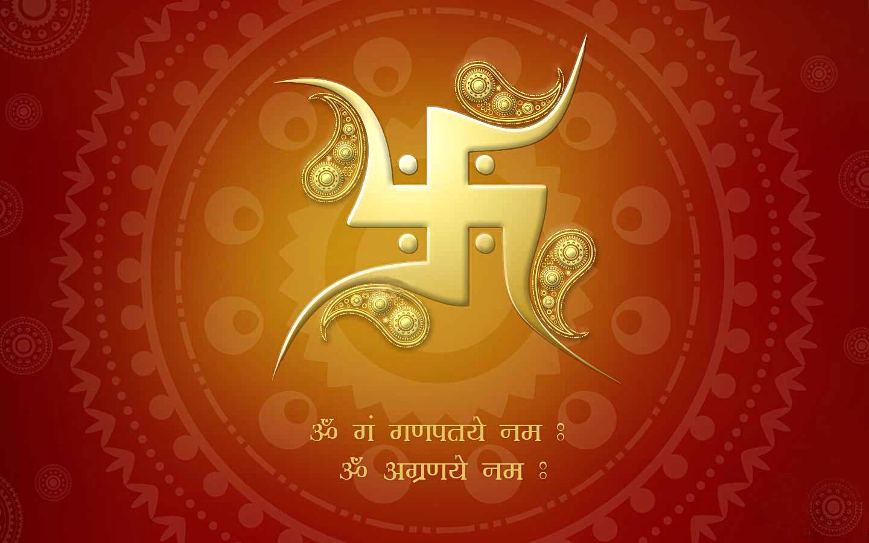 Swastik Symbol Wallpaper For Desktop Swastik Symbols Hindu