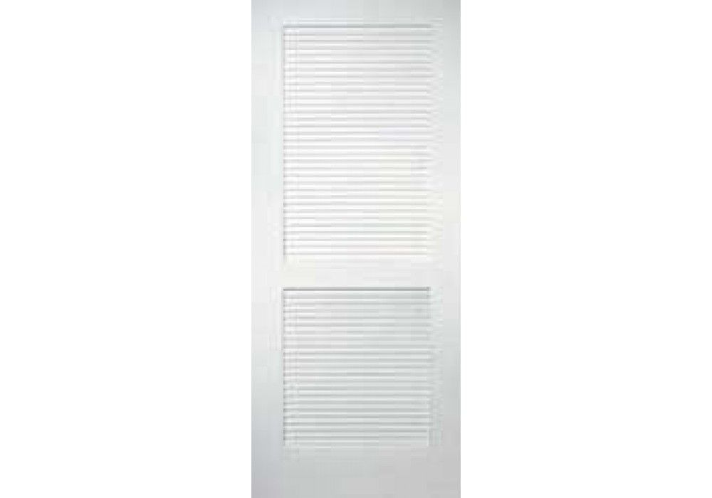 Aurora Louver 2 Panel Primed Door 1 3 8 Primed Doors Single Exterior Doors Family Room Makeover