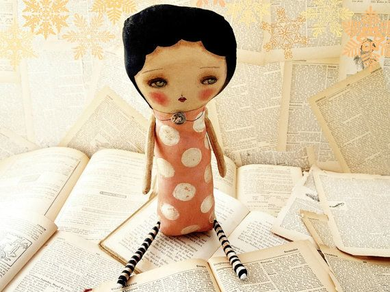 Cute doll by Danita