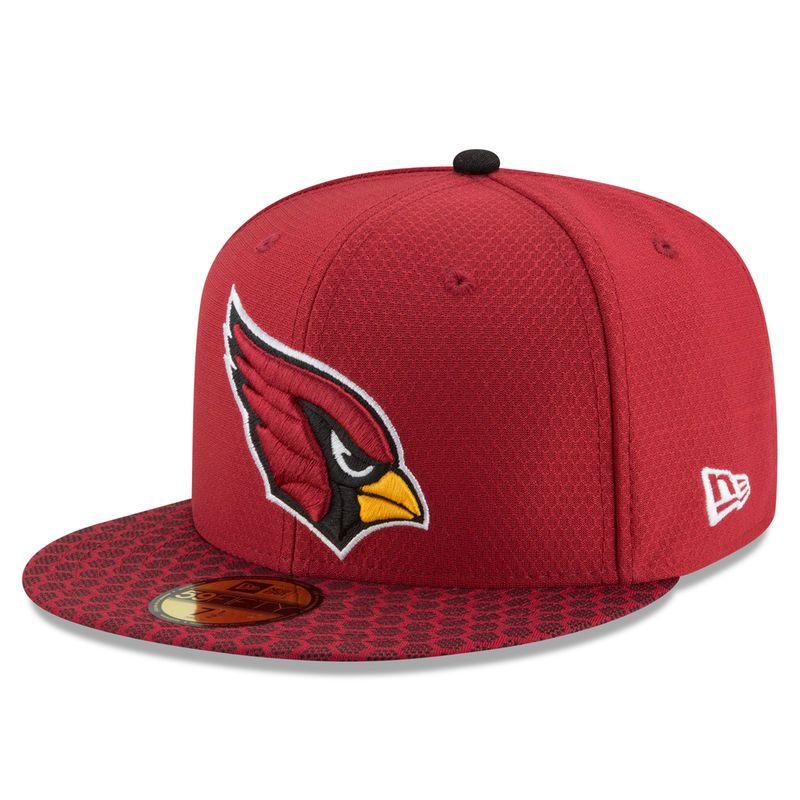 Arizona cardinals new era youth 2017 sideline official