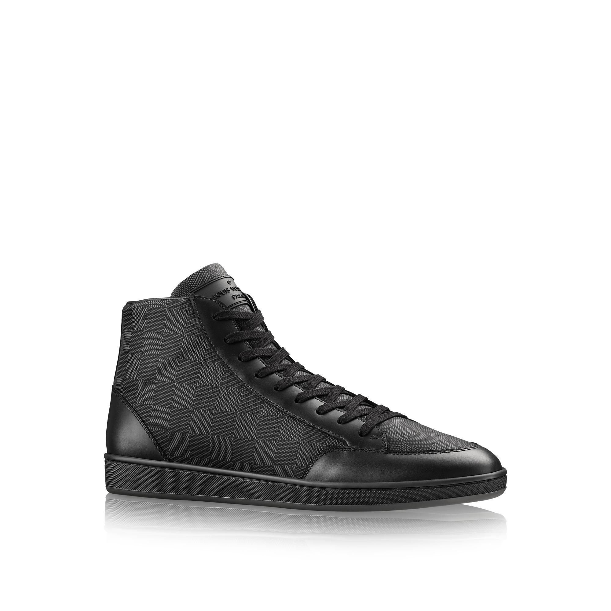 louis vuitton high top sneakers