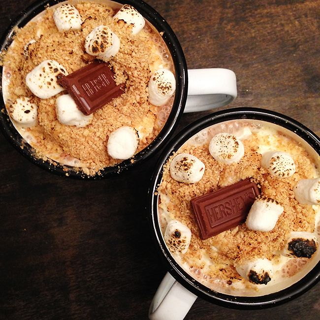 Pen n paper flowers make it smores hot cocoa camping party pen n paper flowers make it smores hot cocoa mightylinksfo
