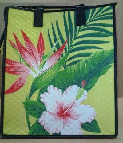 Polynesian Designs - Large reusable bag Kauai Yellow, $8.00 (http://www.polynesiandesigns.com/large-reusable-bag-kauai-yellow/)