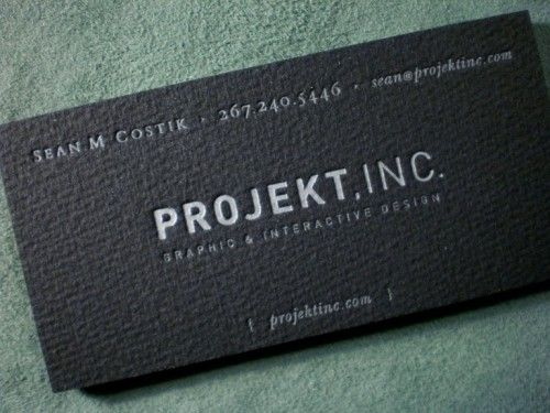 27 stunning black letterpress business cards best design options 27 stunning black letterpress business cards best design options colourmoves Gallery