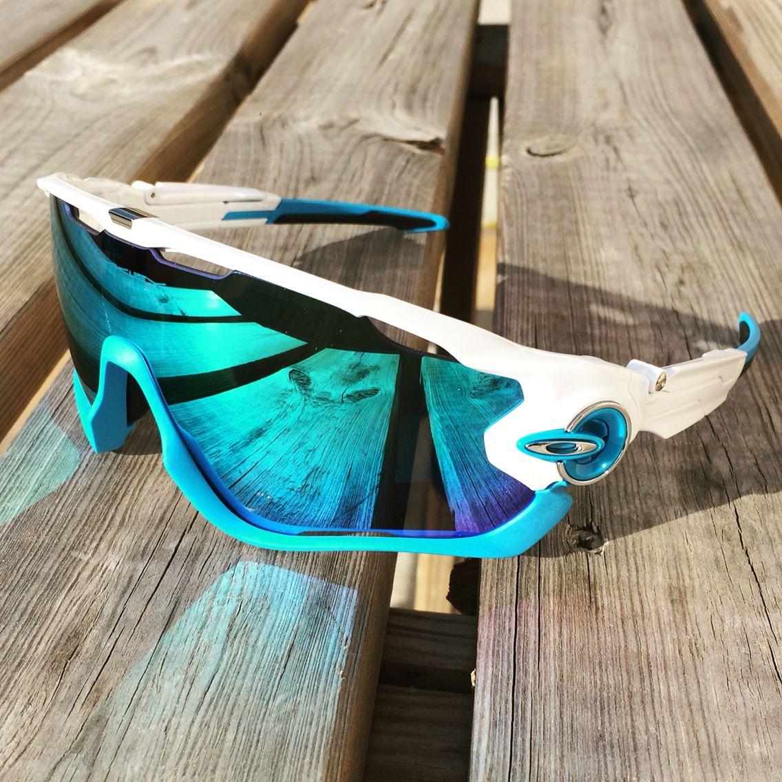 795418b7f6 Jawbreaker custom White Sapphire Iridium