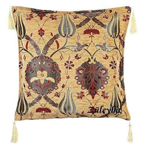 Zuleyha Kissenbezug Kissenhulle Sitzkissen Kissen Cushion Cover