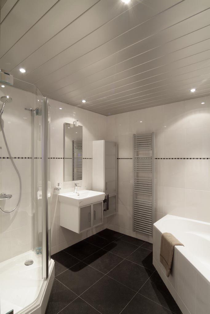 Luxalon I Aluminium I Plafond I Badkamer | Plafonds | Pinterest