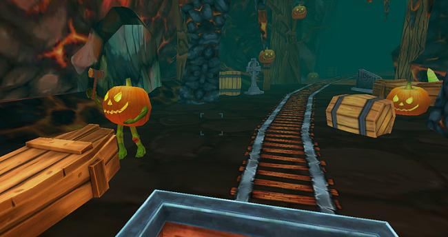VR Halloween Ride, scaricate e divertitevi Halloween