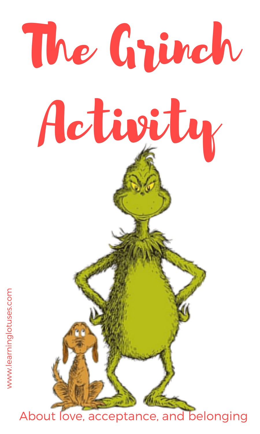 The Grinch You're A Mean One, Mr. Grinch ⋆ Mindfulness