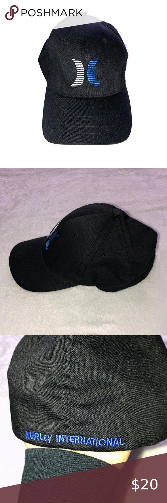 Hurley Hat In 2020 Hurley Hats Fashion Trends Clothes Design