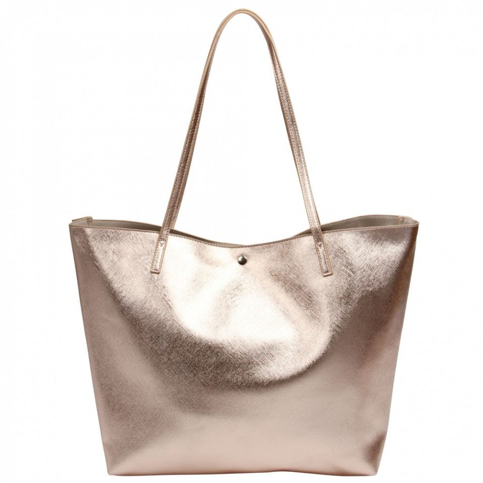 Rose gold tote bag  1a5db6721070d