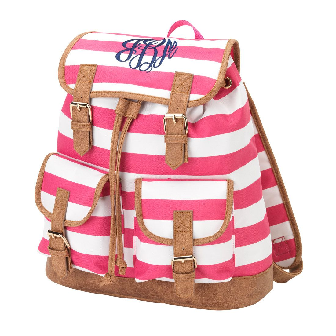 Campus Backpacks, Stripe Backpacks, Monogram Bag, Teen Bags ...