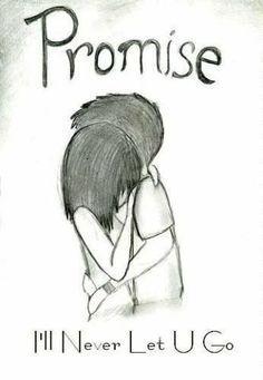 Amor Las Promesas Se Rompen Y Aveces Son Hechas Por Personas Hipocritas Mentirosas Easy 3d DrawingEasy Love