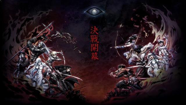 Drifters Daftar Anime Isekai Terbaik ( Tokoh Utama Masuk