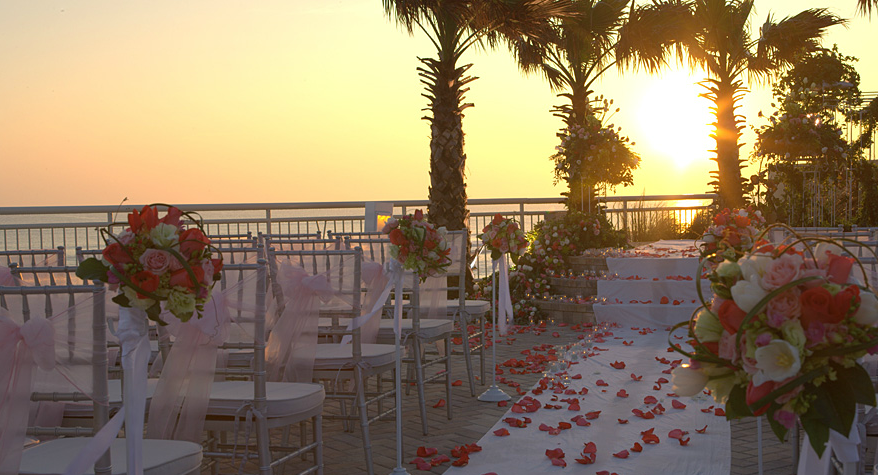 The Ss Resort Spa Of Daytona Beach Wedding Venues Places Destination