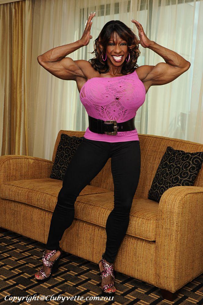 Yvette Bova  Muscles  Sports, Bodybuilding, Muscle-1015