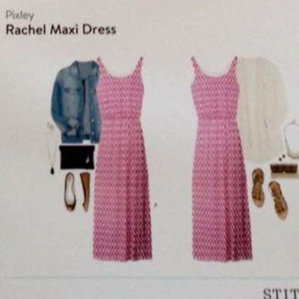 Pixley Rachel Maxi Dress - stitch fix