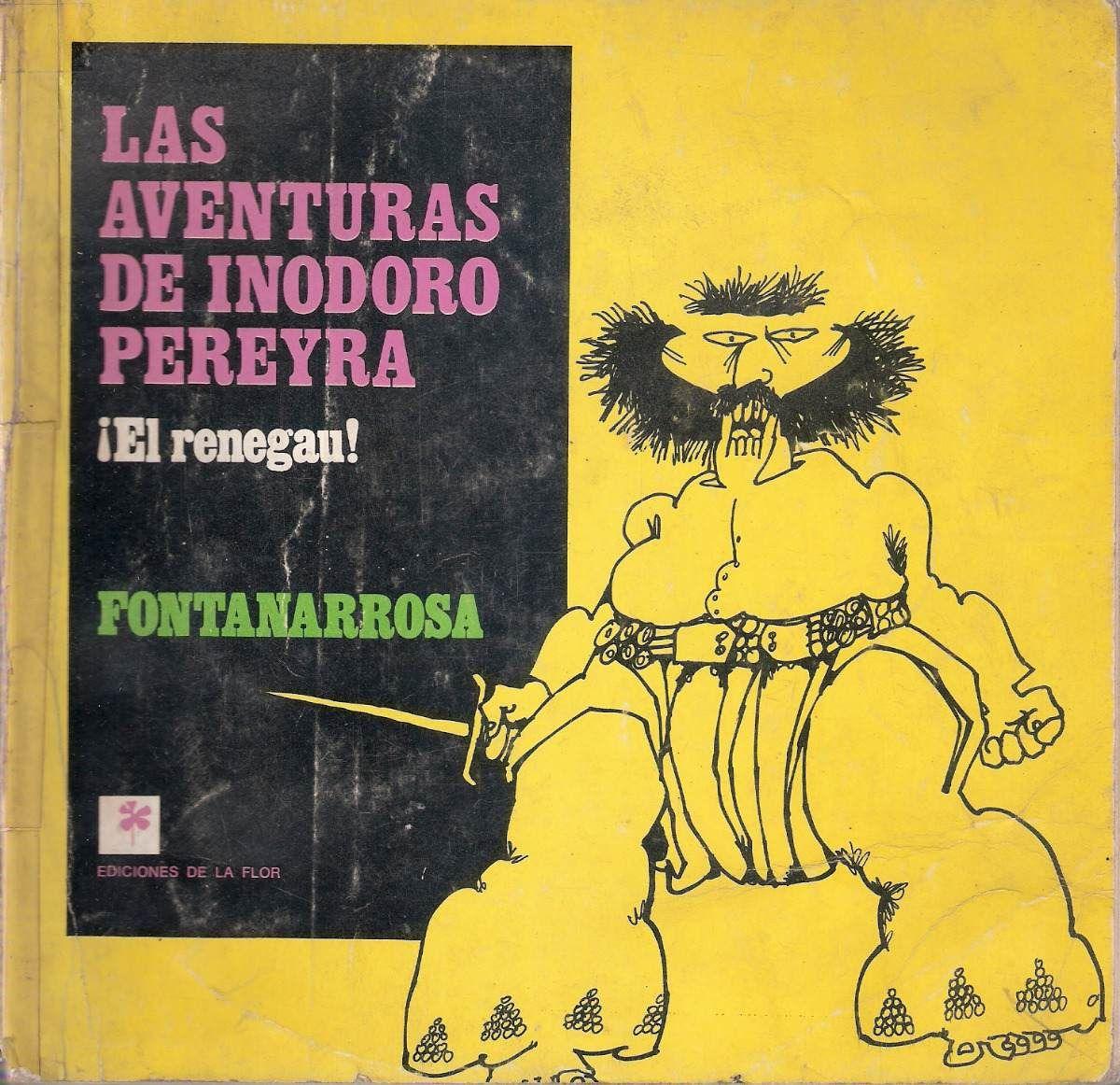 qué grande el Negro! cuando las historietas parecían insuperables, aparecieron los cuentos. Los rosarinos sabemos q muchos no son ficción... ;)