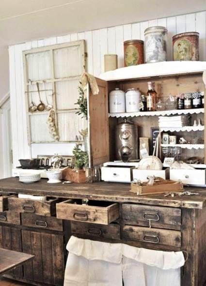 5 consejos para decorar tu cocina con estilo rústico | Estilo ...