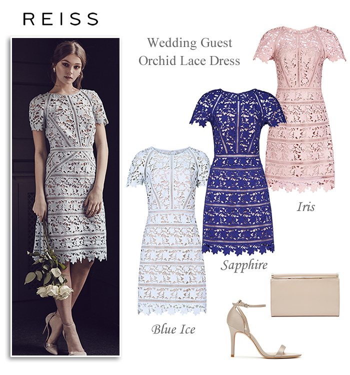 f4bc1aeedb0 Reiss Orchid Blue and Pink Lace Dresses. New wedding shop for Mother of the  Bride