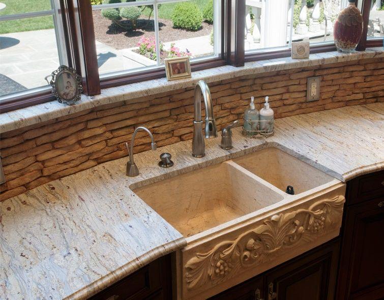 New Colonial Dream Granit Arbeitsplatten    wwwgranit - küchenarbeitsplatten online bestellen