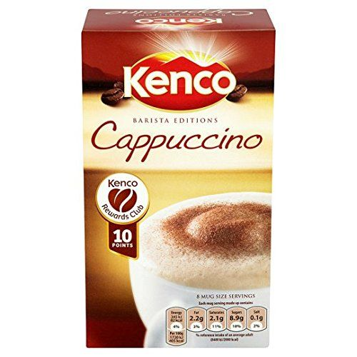 Kenco Instant Cappucino Coffee Check Out This Great