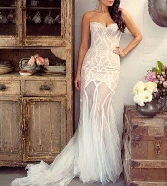 Terry Biviano | Jaton | wedding | Amazing F*#%ING Dresses ...