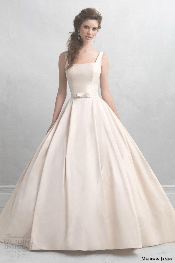 Allure Bridals Madison James Collection 2014 Wedding Dresses ...