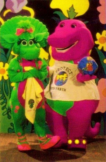 Happy Earth Day Love Barney By Bestbarneyfan Deviantart