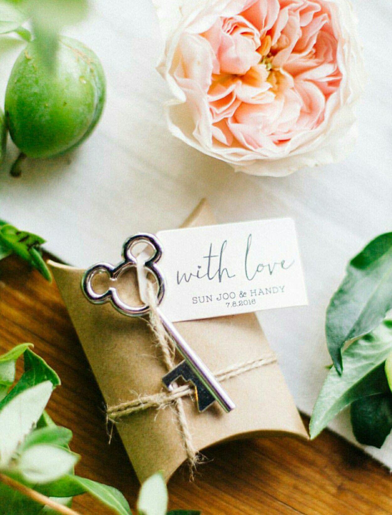 Disney wedding favors! | brandi\'s wedding ideas | Pinterest | Disney ...